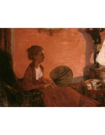 Reprodukcje obrazów Madame Camus - Edgar Degas