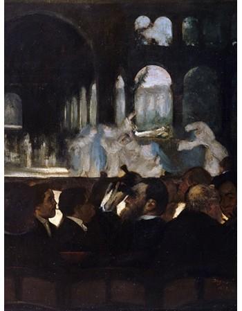 Reprodukcje obrazów The Ballet from Robert le Diable - Edgar Degas