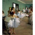 Reprodukcje obrazów The Dance Class - Edgar Degas