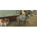 Reprodukcje obrazów The Dance Lesson - Edgar Degas