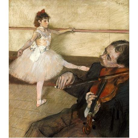 The Dance Lesson_2