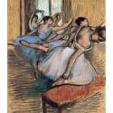 Reprodukcje obrazów The Dancers - Edgar Degas