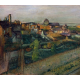 View of Saint-Valéry-sur-Somme