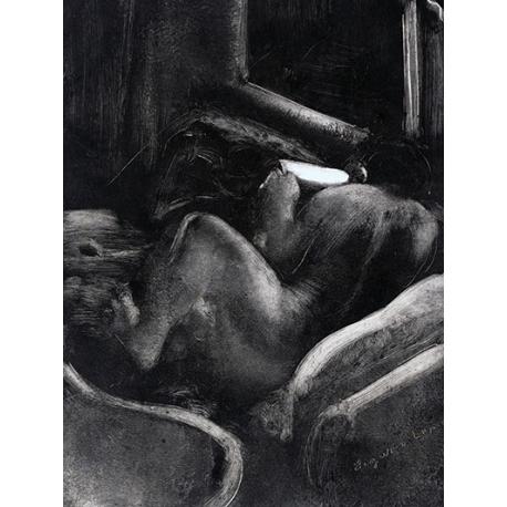 Woman Reading (Liseuse)