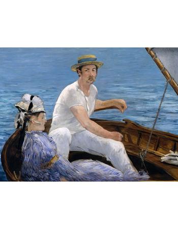 Reprodukcje obrazów Boating - Edouard Manet