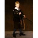 Reprodukcje obrazów Boy Carrying a Sword - Edouard Manet