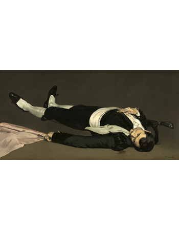 Reprodukcje obrazów Dead Matador - Edouard Manet
