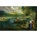 Reprodukcje obrazów Fishing - Edouard Manet