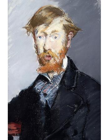 Reprodukcje obrazów George Moore - Edouard Manet