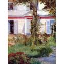 Reprodukcje obrazów House in Rueil - Edouard Manet