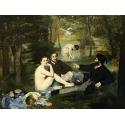 Reprodukcje obrazów Luncheon on the Grass - Edouard Manet