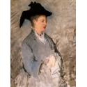 Reprodukcje obrazów Madame Édouard Manet - Edouard Manet