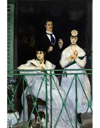 Reprodukcje obrazów The Balcony - Edouard Manet