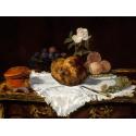 Reprodukcje obrazów The Brioche - Edouard Manet