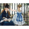 Reprodukcje obrazów The Railway - Edouard Manet