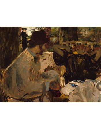 Reprodukcje obrazów Conversation - Edouard Vuillard