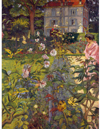 Garden at Vaucresson