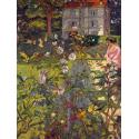 Reprodukcje obrazów Garden at Vaucresson - Edouard Vuillard