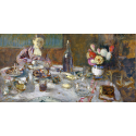 Reprodukcje obrazów Luncheon - Edouard Vuillard