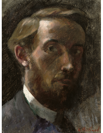 Self-Portrait, Aged 21