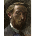 Reprodukcje obrazów Self-Portrait, Aged 21 - Edouard Vuillard