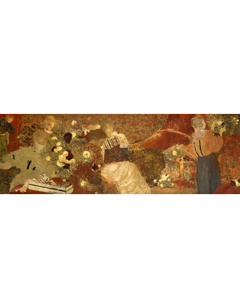 Reprodukcje obrazów The Album - Edouard Vuillard