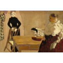 Reprodukcje obrazów The Conversation - Edouard Vuillard