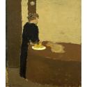 Reprodukcje obrazów Woman in Black - Edouard Vuillard