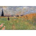 Reprodukcje obrazów A Summer Landscape - Georges Seurat