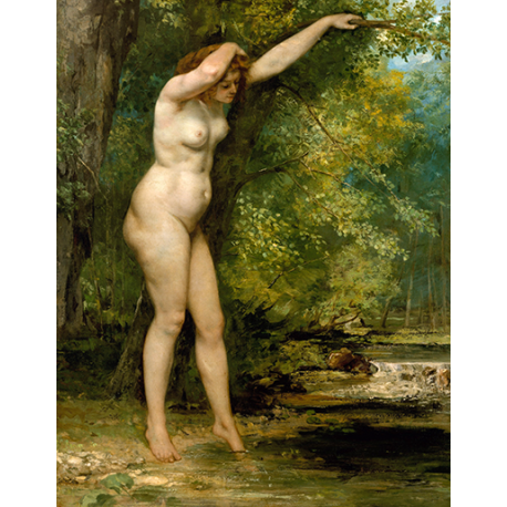 The Young Bather