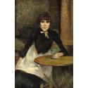 Reprodukcje obrazów A la Bastille - Henri de Toulouse-Lautrec