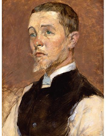 Reprodukcje obrazów Albert (René) Grenier - Henri de Toulouse-Lautrec