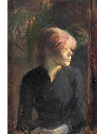 Reprodukcje obrazów Carmen Gaudin - Henri de Toulouse-Lautrec