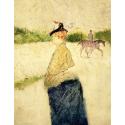 Reprodukcje obrazów Émilie - Henri de Toulouse-Lautrec