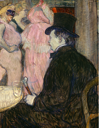 Reprodukcje obrazów Maxime Dethomas - Henri de Toulouse-Lautrec