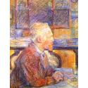 Reprodukcje obrazów Portrait of Vincent van Gogh - Henri de Toulouse-Lautrec