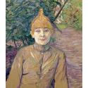 Reprodukcje obrazów The Streetwalker - Henri de Toulouse-Lautrec