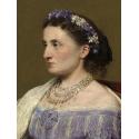 Reprodukcje obrazów Duchess de Fitz-James - Henri Fantin-Latour