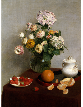 Flowers and Fruit