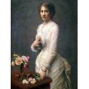 Reprodukcje obrazów Madame Lerolle - Henri Fantin-Latour