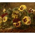 Reprodukcje obrazów Pansies_2 - Henri Fantin-Latour