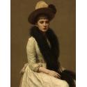 Reprodukcje obrazów Portrait of Sonia - Henri Fantin-Latour