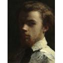 Reprodukcje obrazów Self-Portrait - Henri Fantin-Latour
