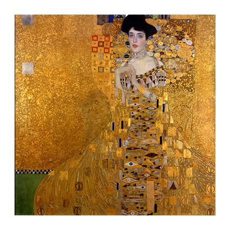 Reprodukcja obrazu Gustav Klimt Adele Bloch-Bauer I