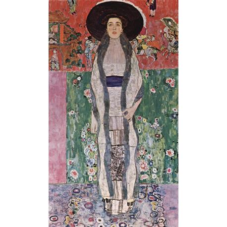 Reprodukcja obrazu Gustav Klimt Adele Bloch-Bauer II