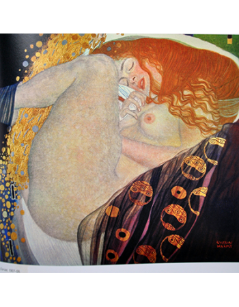 Reprodukcje obrazów Danae - Gustav Klimt