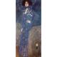 Reprodukcja obrazu Gustav Klimt Emilie Flöge