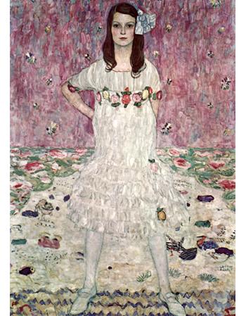 Reprodukcja obrazu Gustav Klimt Eugenia (Mäda) Primavesi