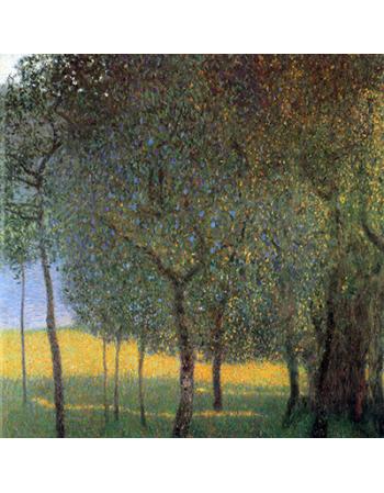 Reprodukcje obrazów Fruit trees - Gustav Klimt