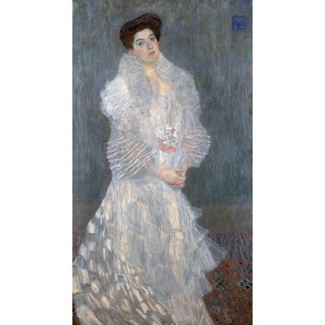 Reprodukcja obrazu Gustav Klimt Hermine Gallia